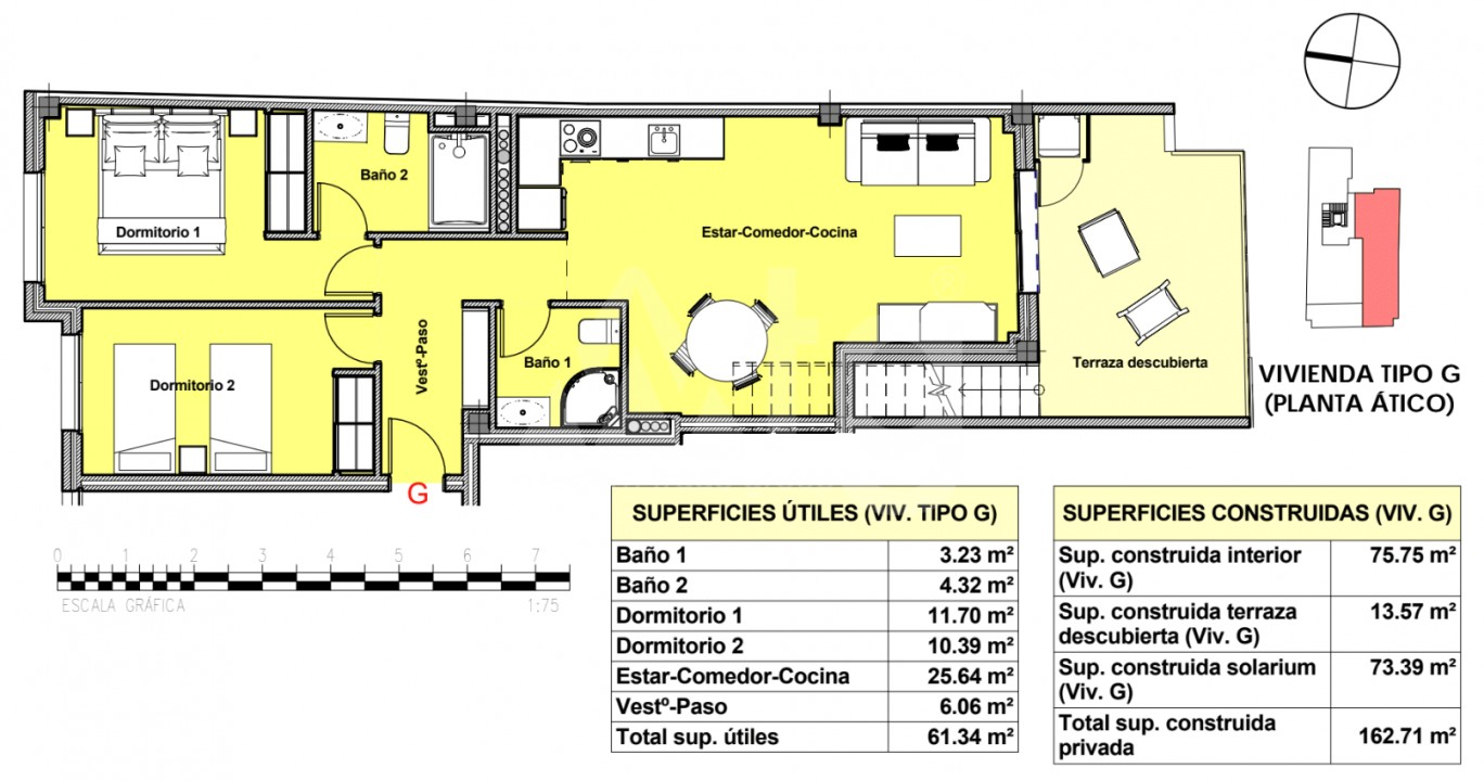 2 bedroom Penthouse in Torrevieja  - AG117451 - 20