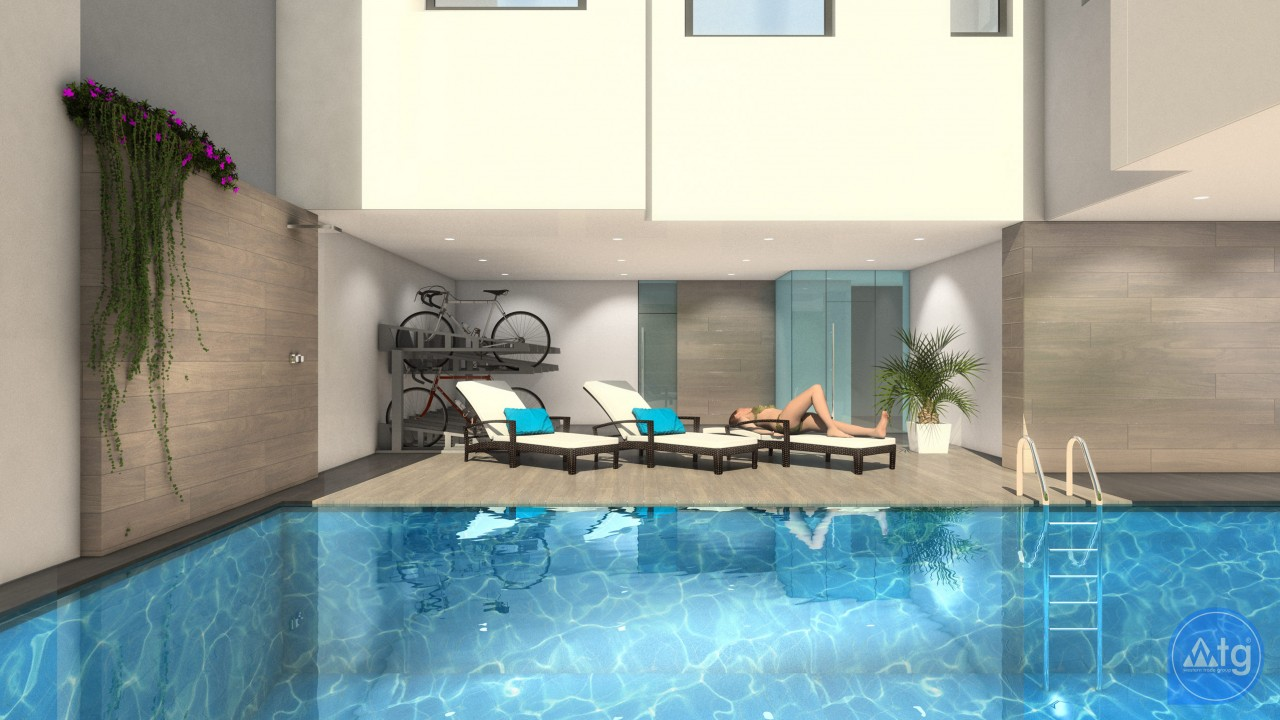 2 bedroom Penthouse in Torrevieja  - AG117451 - 6