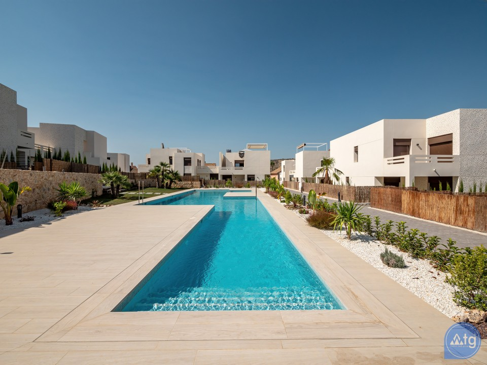 3 bedroom Penthouse in Torrevieja  - AG2607 - 3