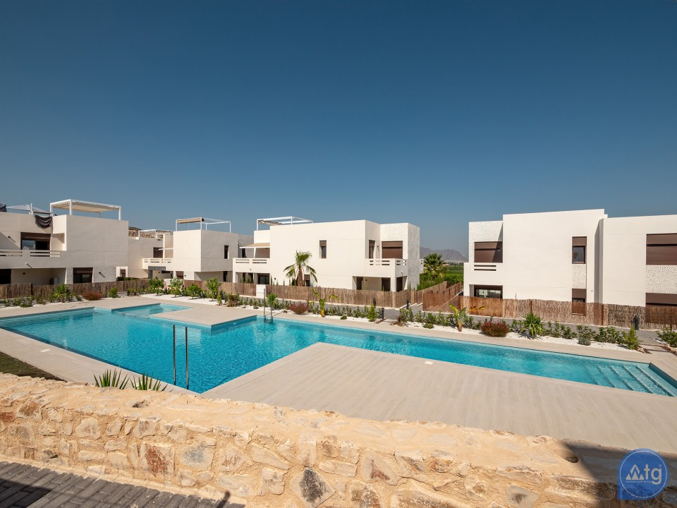 3 bedroom Penthouse in Torrevieja  - AG2607 - 5