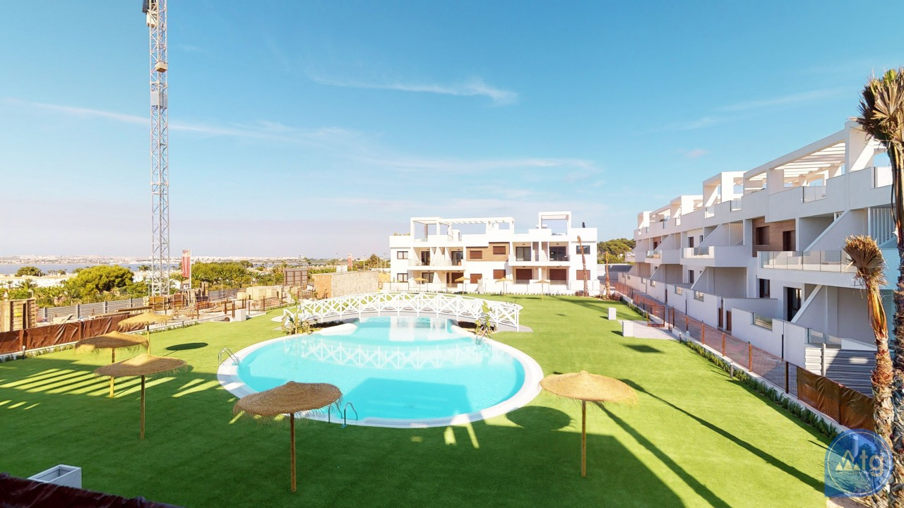 2 bedroom Penthouse in Torrevieja - AG4273 - 2