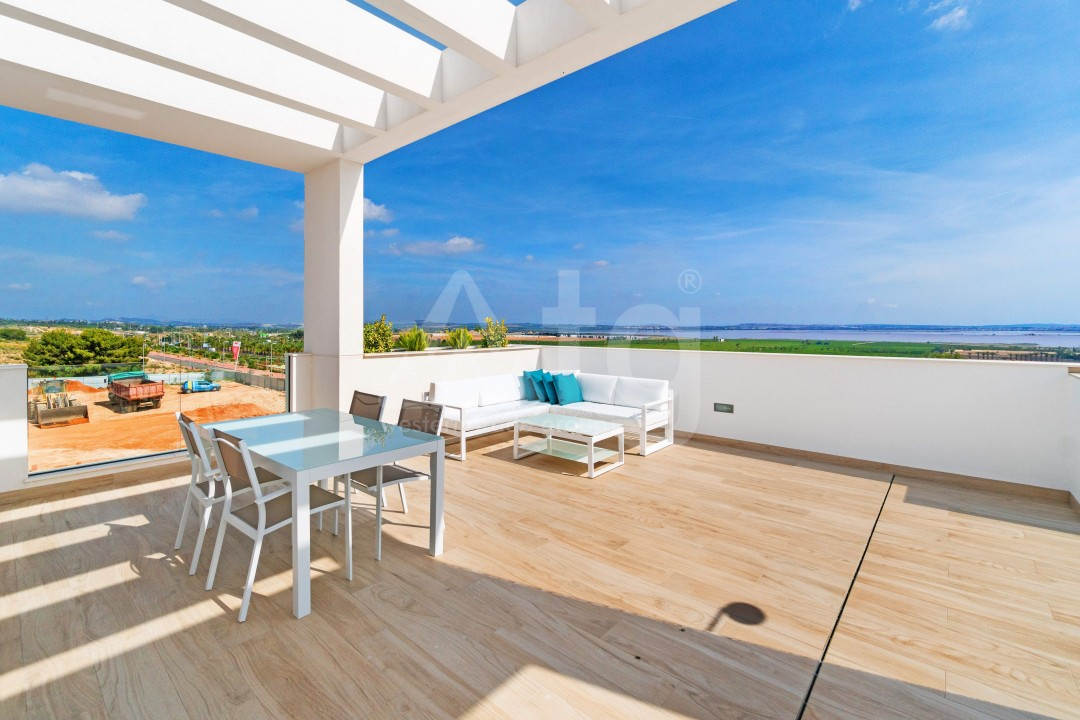 2 bedroom Penthouse in Torrevieja - AG4273 - 6