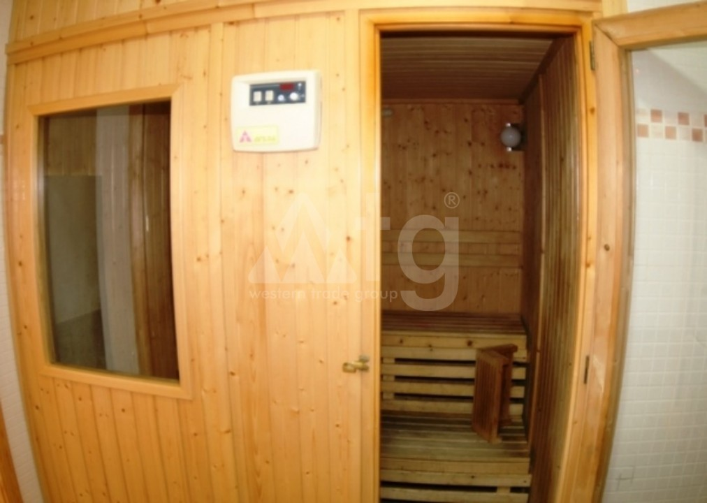 3 bedroom Penthouse in Villajoyosa - AG9059 - 11