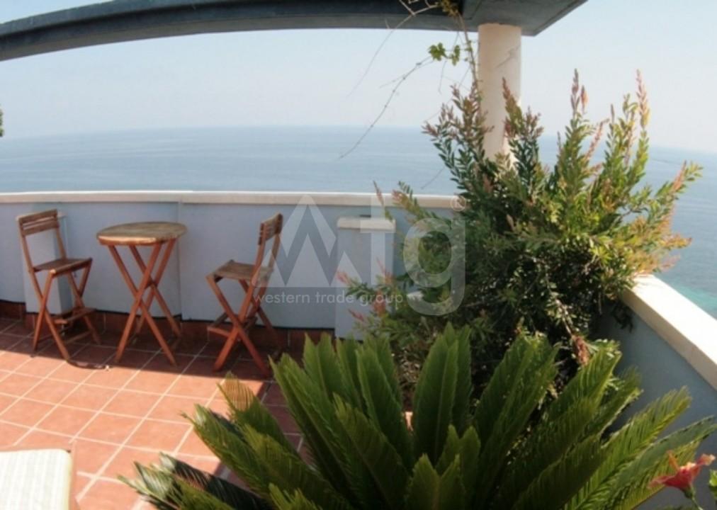 3 bedroom Penthouse in Villajoyosa  - AG9059 - 12