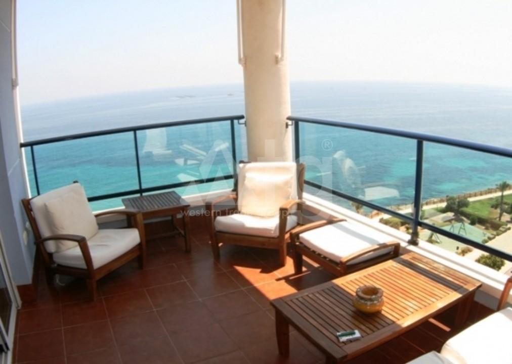 3 bedroom Penthouse in Villajoyosa  - AG9059 - 14
