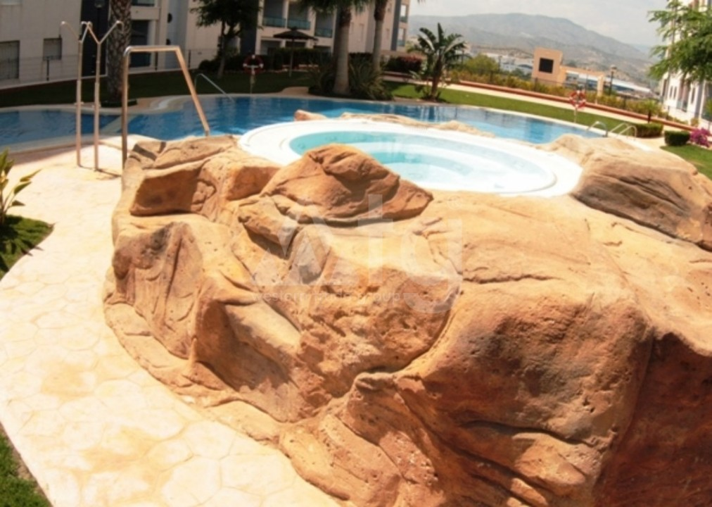 3 bedroom Penthouse in Villajoyosa  - AG9059 - 15