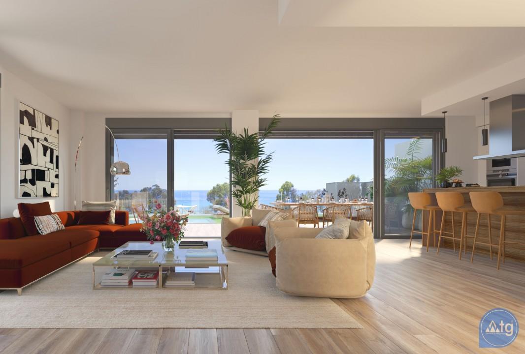 3 bedroom Penthouse in Villajoyosa  - QUA119240 - 1