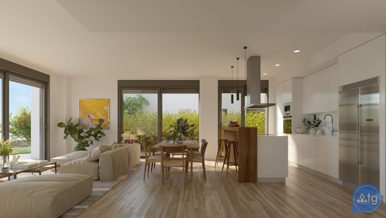 3 bedroom Penthouse in Villajoyosa  - QUA119240 - 2