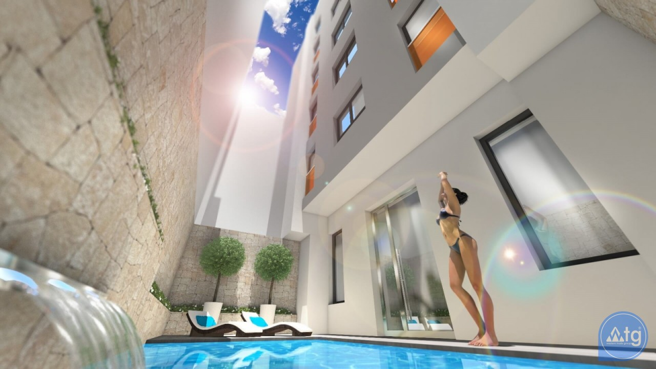 1 bedroom Penthouse in Torrevieja - AG5940 - 4