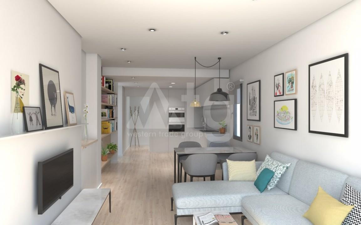 3 bedroom Penthouse in Villajoyosa - QUA8636 - 13