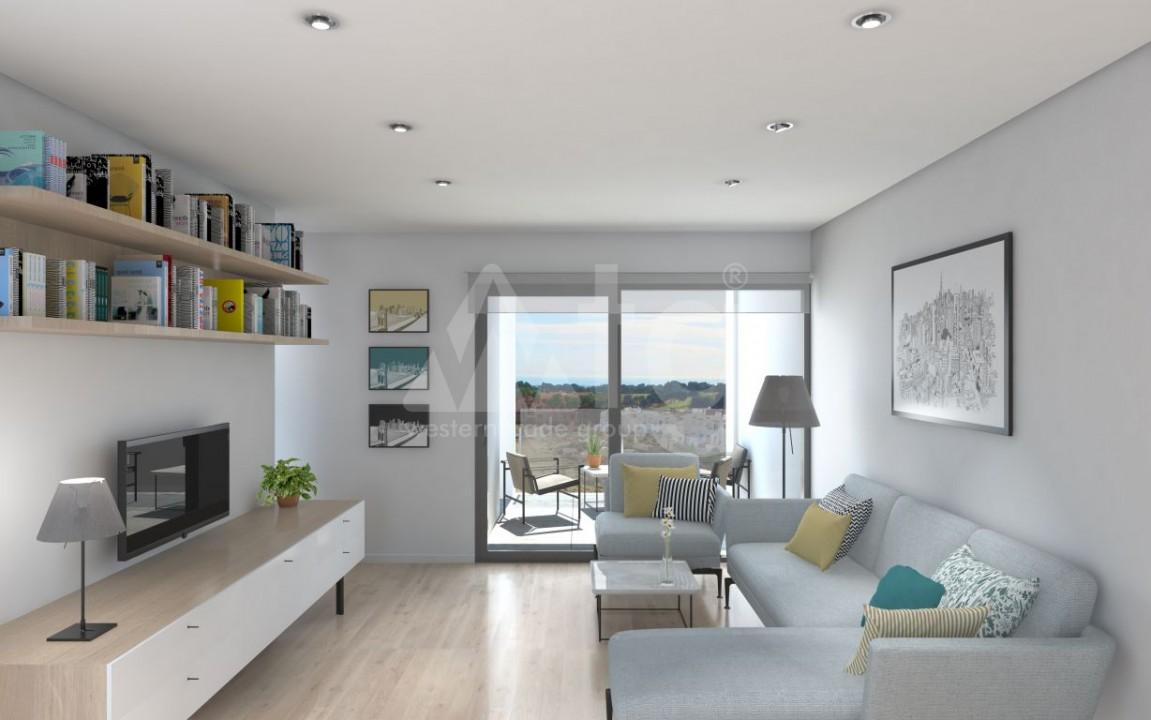 3 bedroom Penthouse in Villajoyosa - QUA8636 - 2