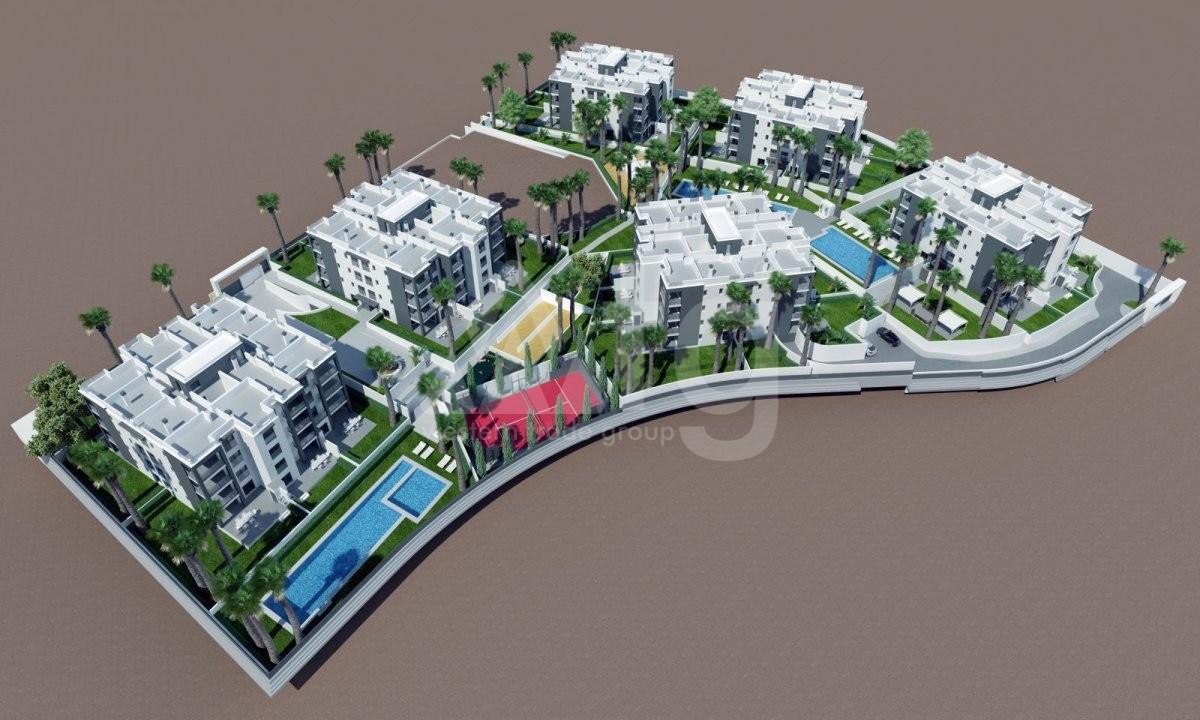 3 bedroom Penthouse in Villajoyosa - QUA8636 - 9
