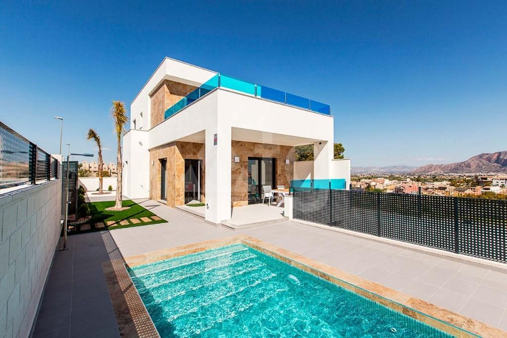3 bedroom Villa in Alhama de Murcia - SH7885 - 1