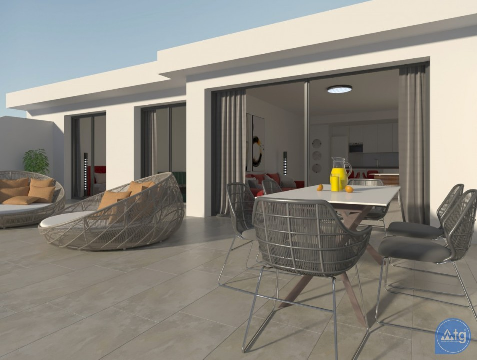 4 bedroom Villa in Cabo Roig  - AG2971 - 4