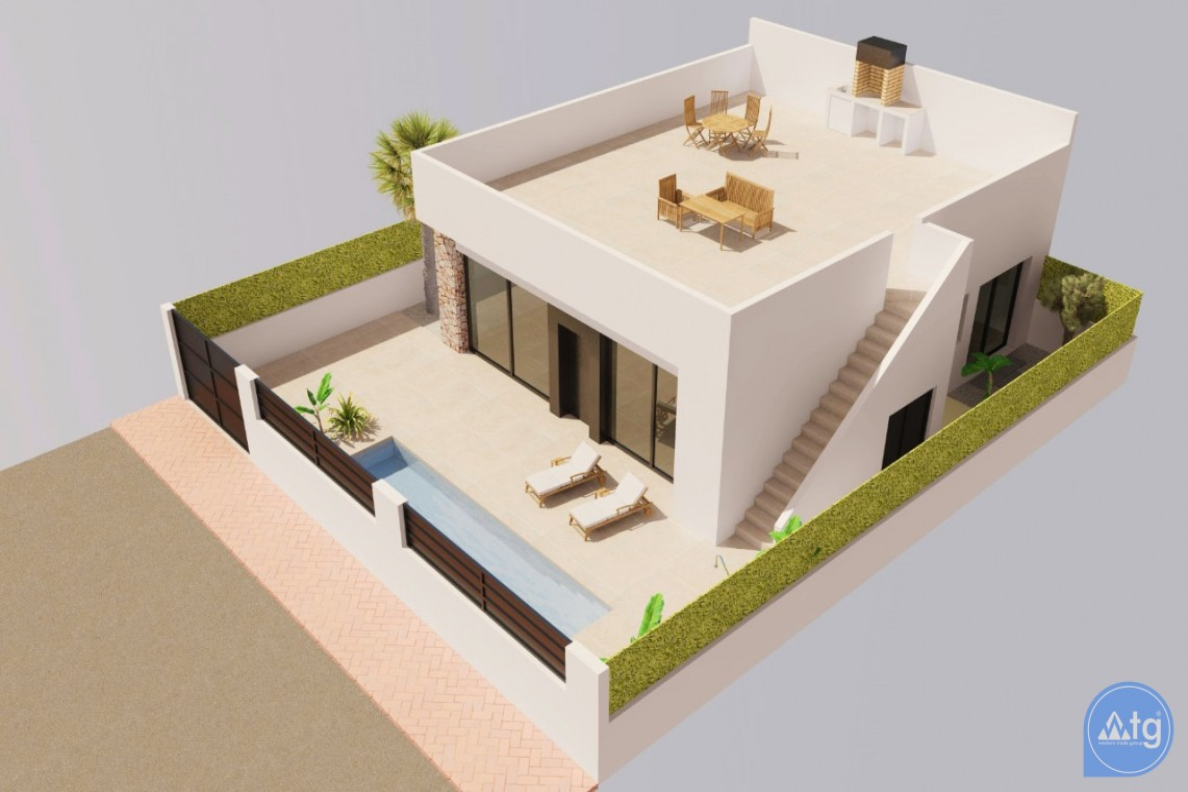 3 bedroom Villa in Ciudad Quesada  - AG9569 - 3