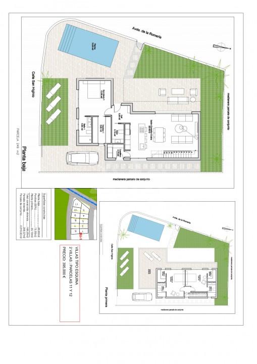 3 bedroom Villa in La Zenia  - IM4255 - 25