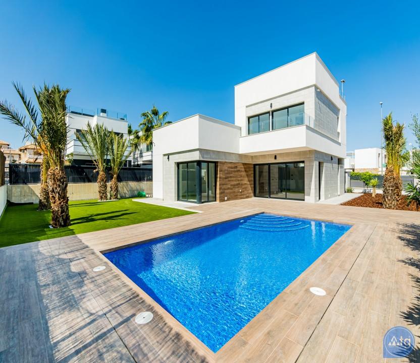 3 bedroom Villa in Los Montesinos - GEO8330 - 1