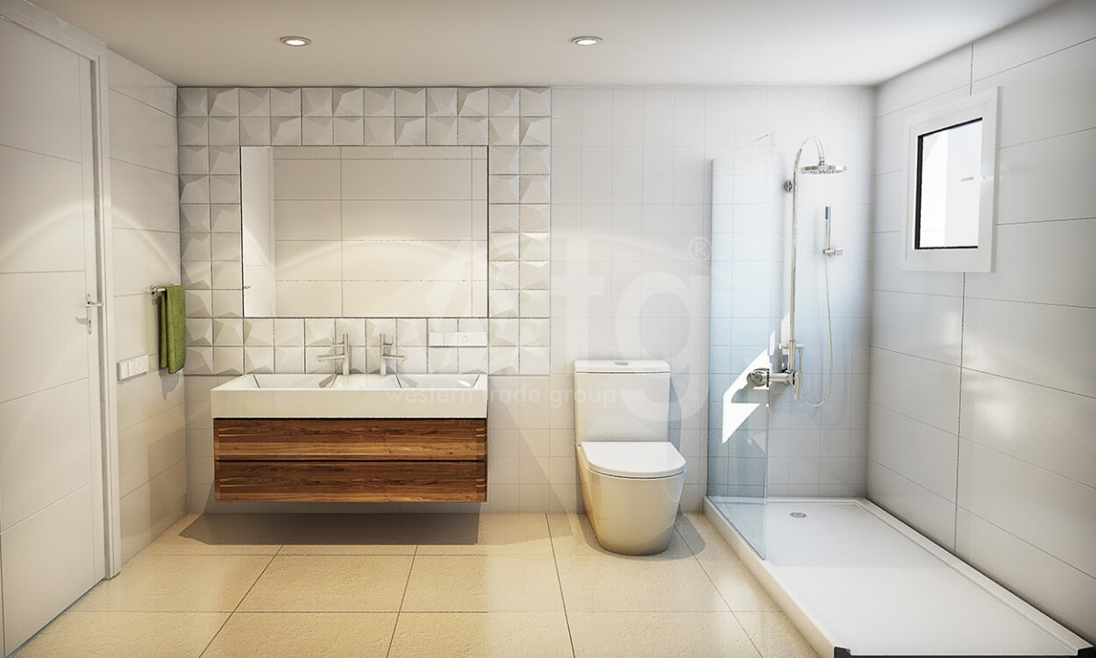 3 bedroom Villa in Moraira  - TE3909 - 12
