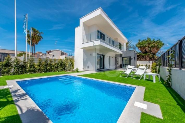 3 bedroom Villa in Pilar de la Horadada  - MT8473 - 1