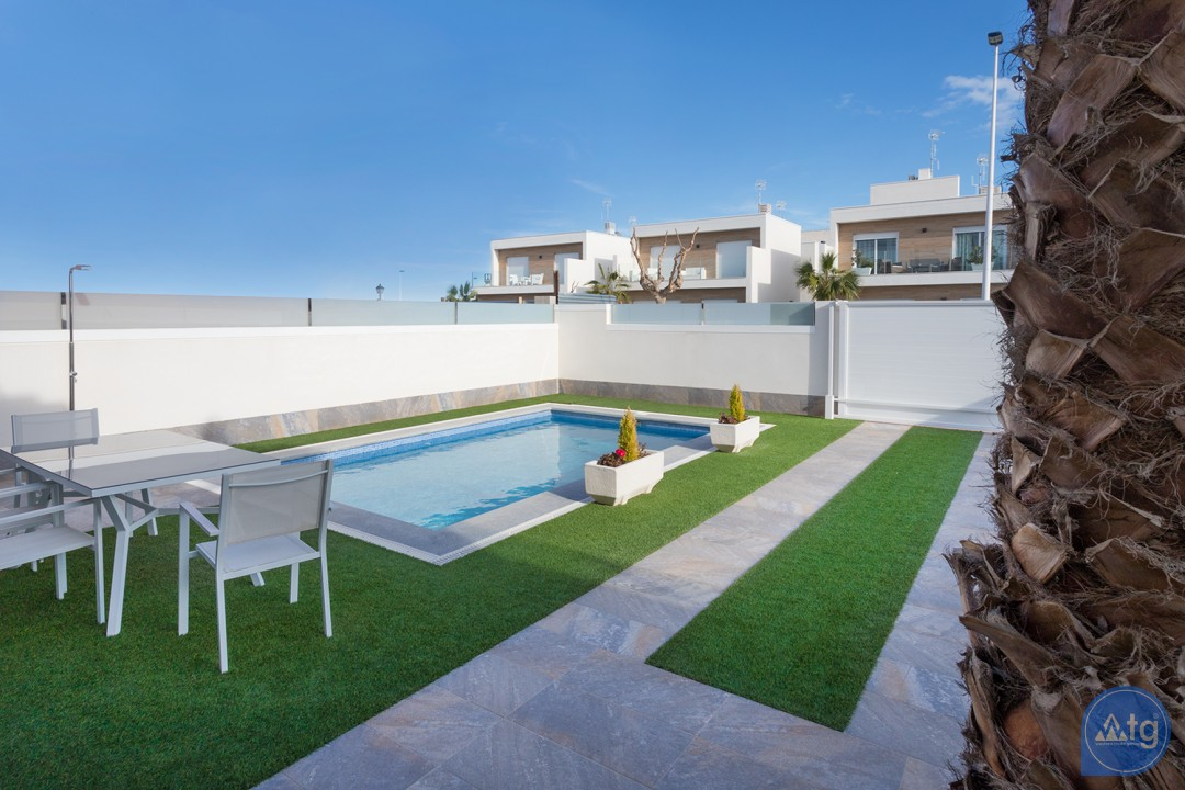 4 bedroom Villa in Playa Flamenca - AG9117 - 2