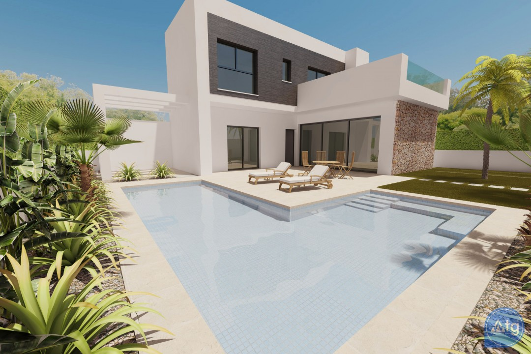 4 bedroom Villa in San Javier  - EF117445 - 24