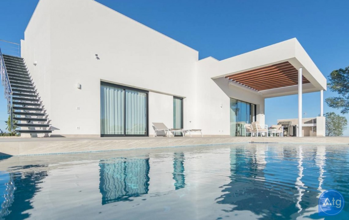 3 bedroom Villa in San Miguel de Salinas  - GEO8122 - 1