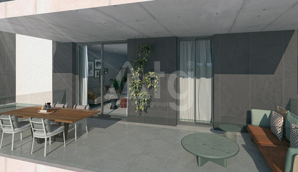 3 bedroom Villa in San Miguel de Salinas - GEO8122 - 8