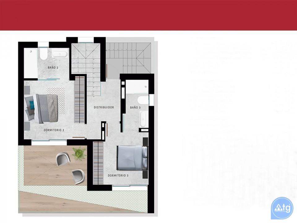 3 bedroom Villa in San Miguel de Salinas - SUN2705 - 25