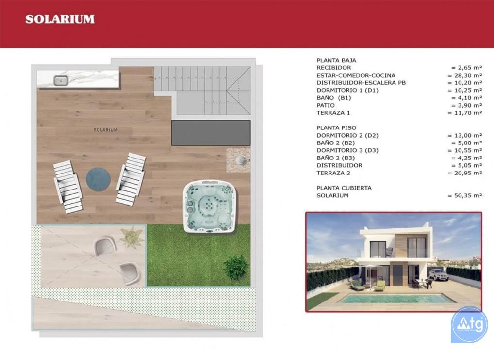 3 bedroom Villa in San Miguel de Salinas - SUN2705 - 26