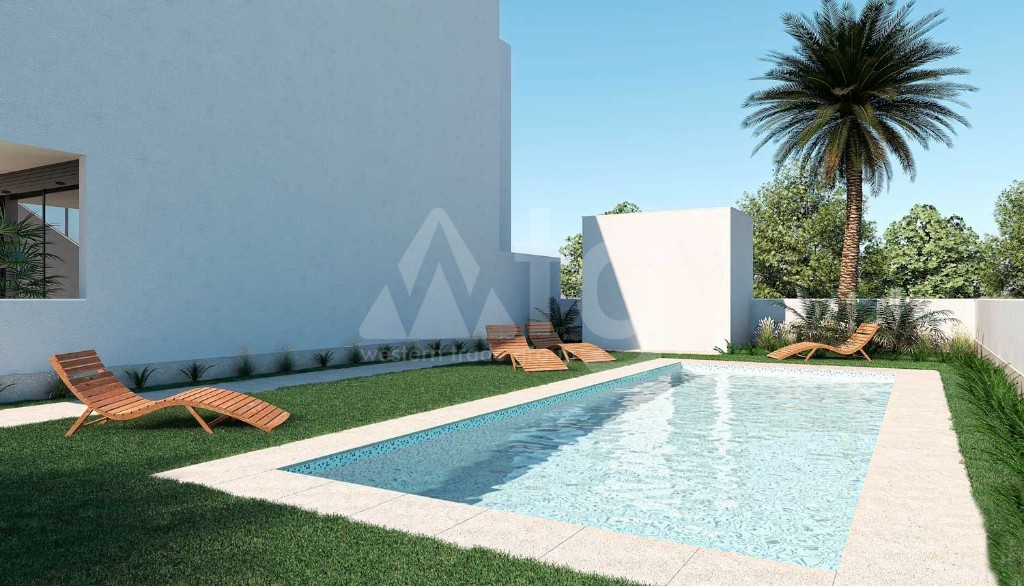 3 bedroom Villa in San Miguel de Salinas - VG8001 - 2