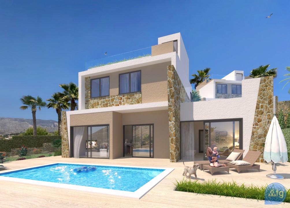 3 bedroom Villa in Torrevieja - AG6087 - 1