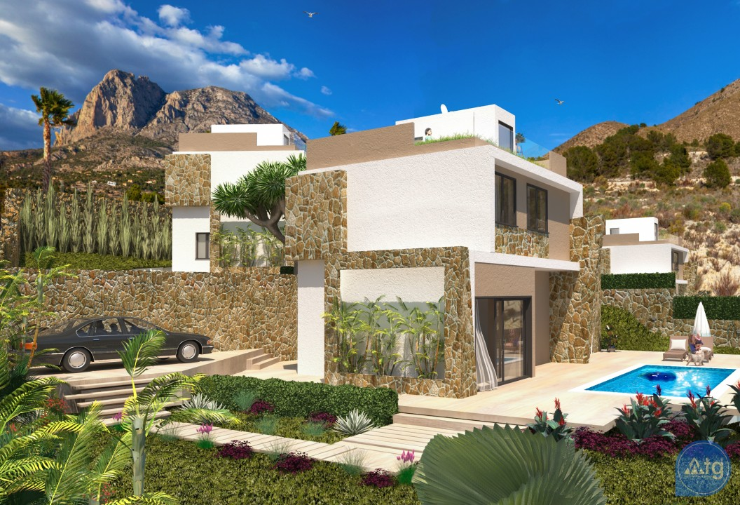 3 bedroom Villa in Torrevieja  - AG6087 - 12