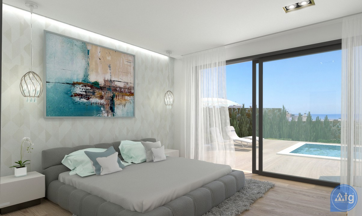 3 bedroom Villa in Torrevieja  - AG6087 - 8