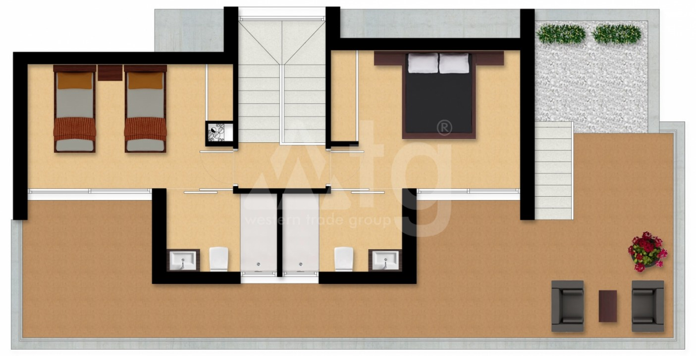 4 bedroom Villa in Torrevieja  - DI6351 - 35
