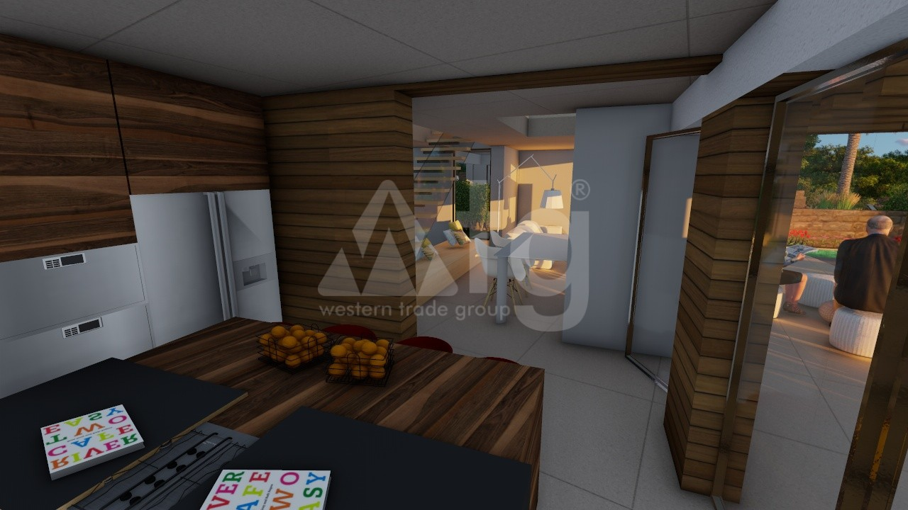3 bedroom Villa in Los Alcázares  - WD2465 - 12