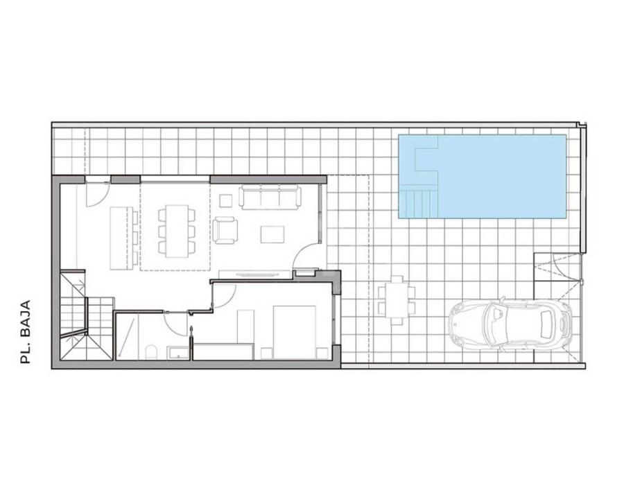 3 bedroom Villa in Benijófar  - ZN8047 - 5