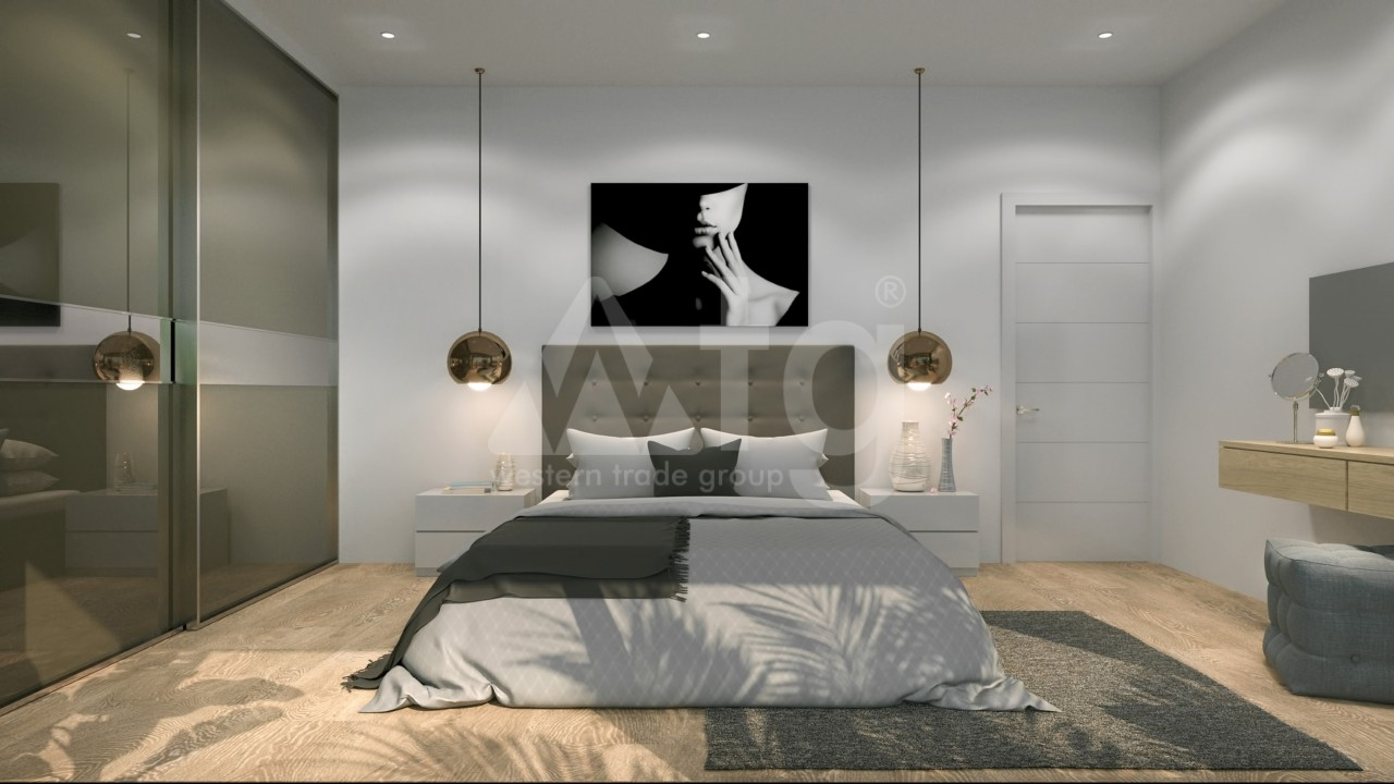 Duplex de 2 chambres à Finestrat - CAM117708 - 9