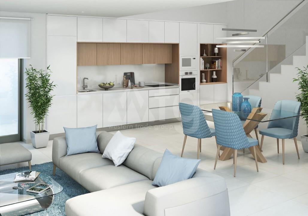 3 bedroom Duplex in Ciudad Quesada - ER7098 - 2