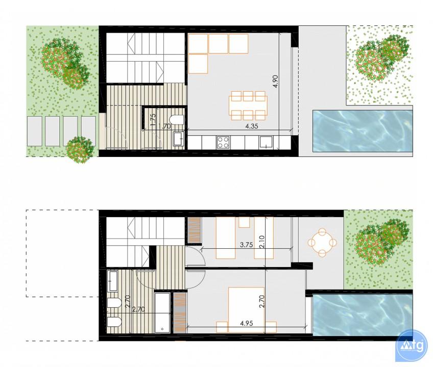 2 bedroom Duplex in Denia  - CZS118629 - 4