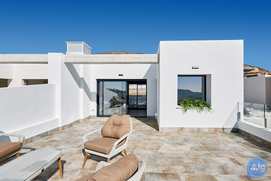 2 bedroom Duplex in Finestrat  - CAM117695 - 30