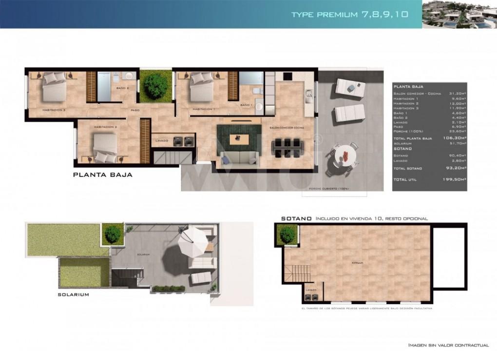 2 bedroom Duplex in Finestrat  - CAM115039 - 11