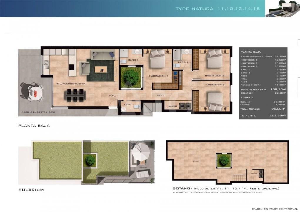 2 bedroom Duplex in Finestrat  - CAM115039 - 13
