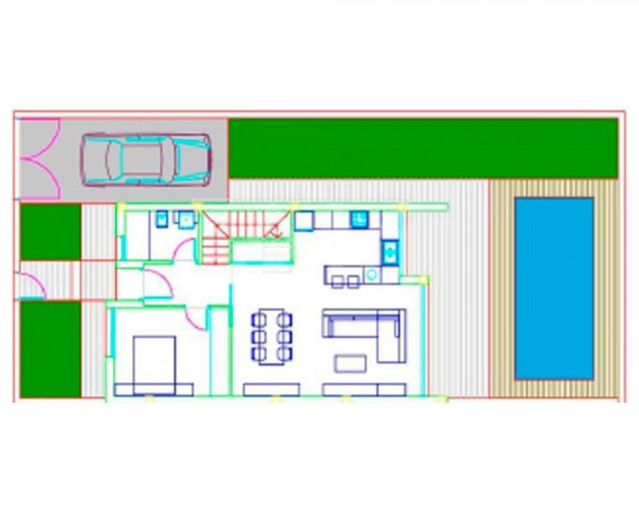 3 bedroom Duplex in Orxeta - APS7769 - 5