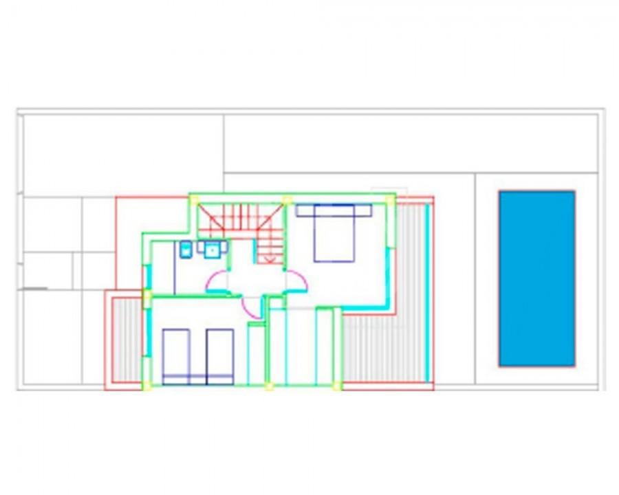 3 bedroom Duplex in Orxeta - APS7769 - 6
