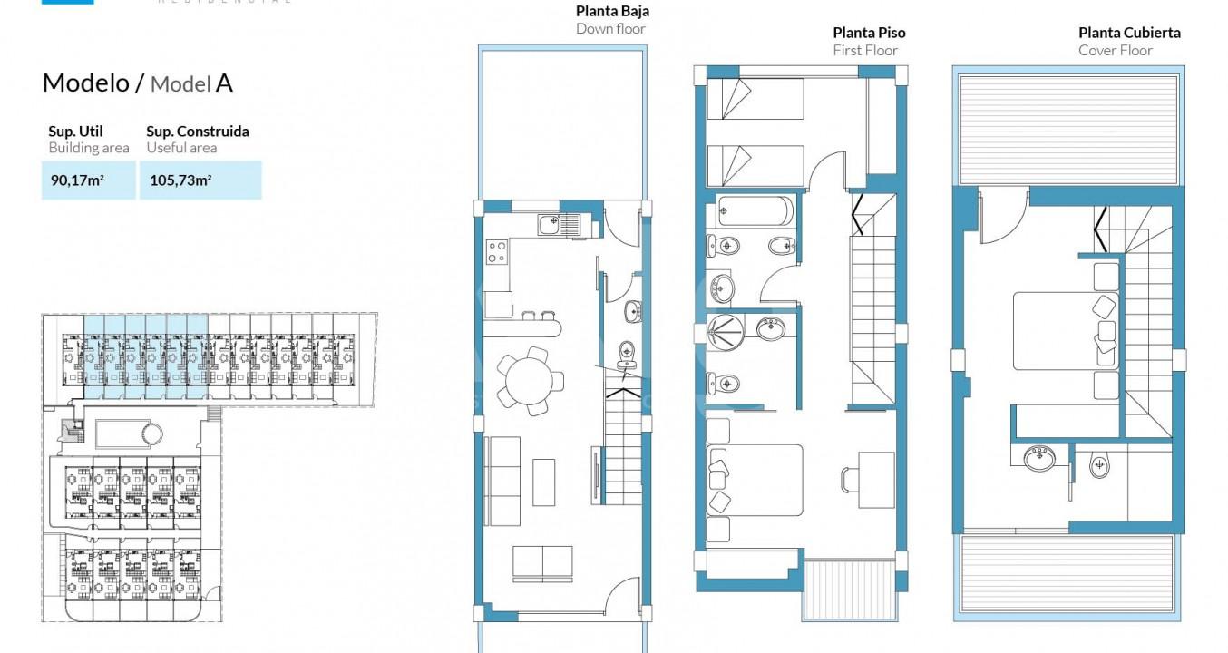 Duplex de 3 chambres à Santa Pola - GMA119013 - 46