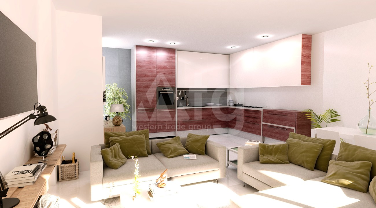 3 bedroom Duplex in Santa Pola  - GMA119008 - 6