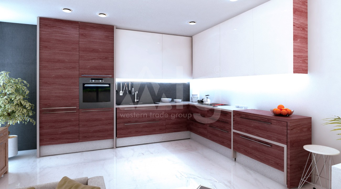 3 bedroom Duplex in Santa Pola  - GMA119008 - 8