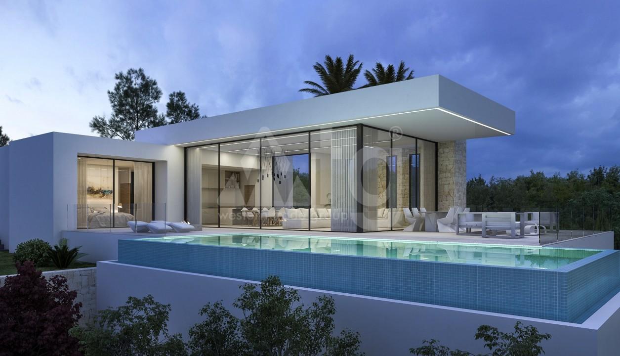3 bedroom Apartment in Cumbre del Sol  - VAP117186 - 1