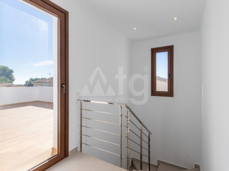 3 bedroom Apartment in Gran Alacant - NR117383 - 11