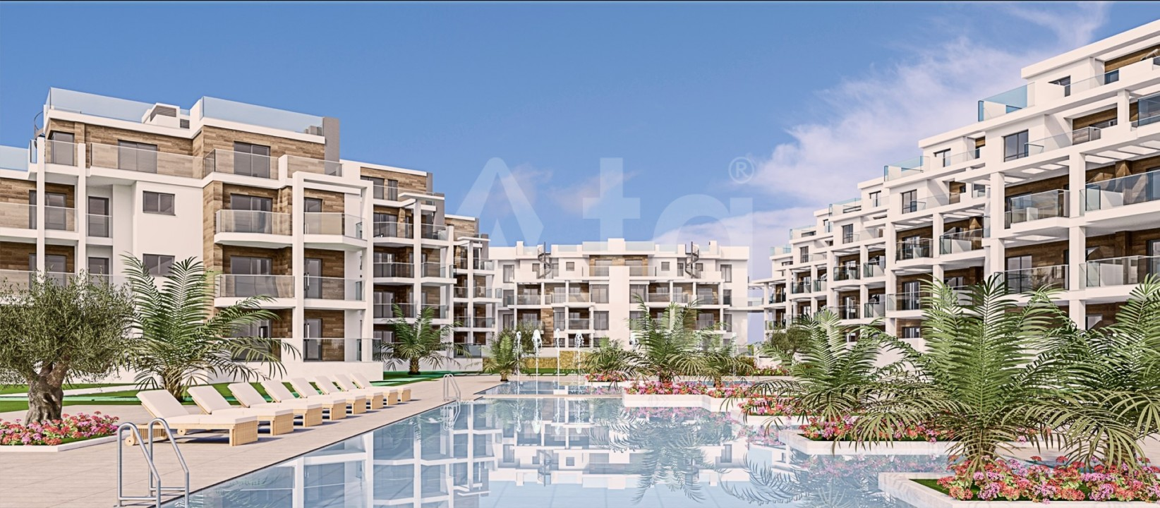 3 bedroom Apartment in Oliva  - CHG117747 - 3